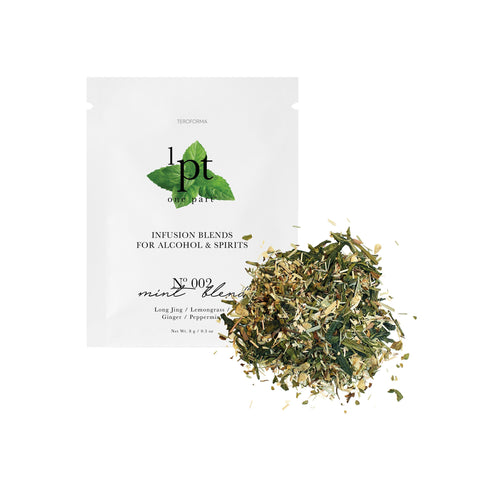 1pt Mint Blend Ingredient