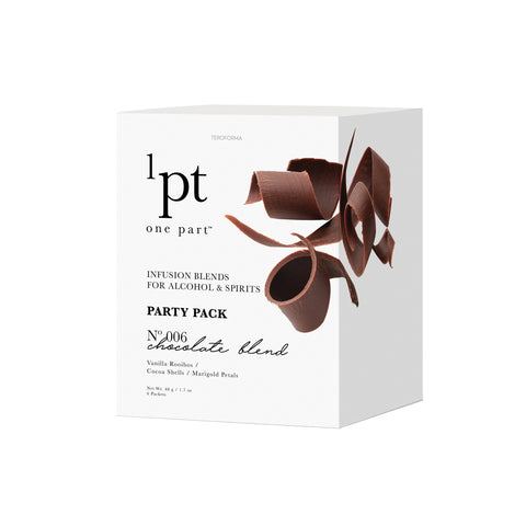 1pt Chocolate Blend Package | Teroforma
