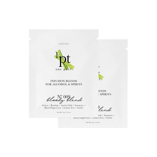 1pt Bloody Blend Packets | Teroforma