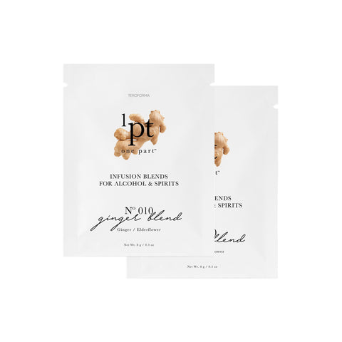 1pt Ginger Blend Packets | Teroforma