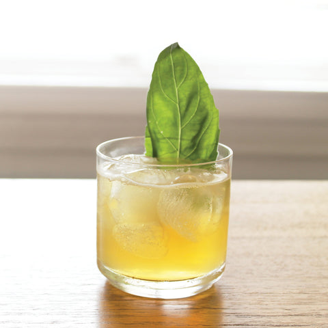 1pt Ginger Blend In Use Cocktail | Teroforma