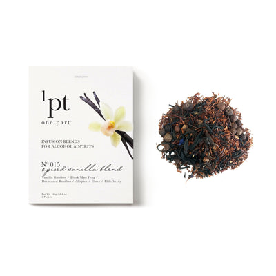 1pt N°015 Spiced Vanilla Single Pack
