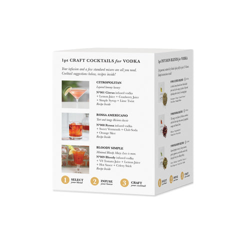 1pt Vodka Cocktail Pack