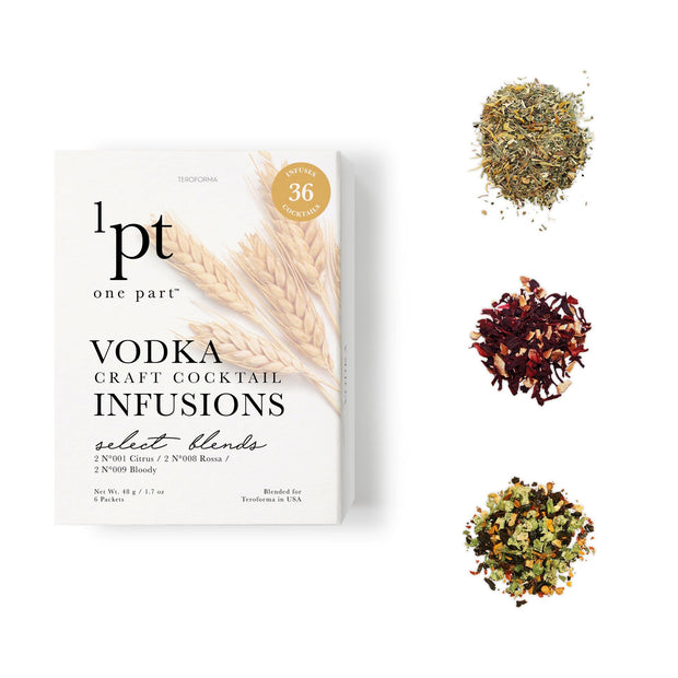 1pt Variety Pack ~ Vodka