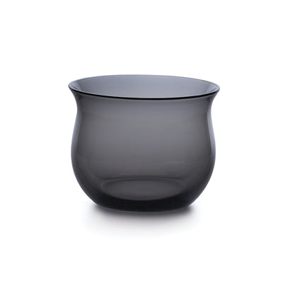 Issi Small Tumbler in Charcoal