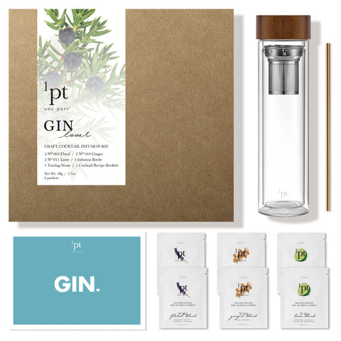 1pt Gin Lover Kit