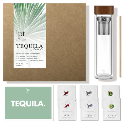 1pt Tequila Lover Kit