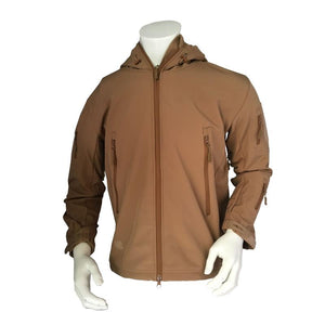 Special Ops Tactical Hooded Jacket
