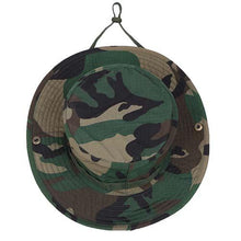 Load image into Gallery viewer, Military Jungle Fishing Camping Hat