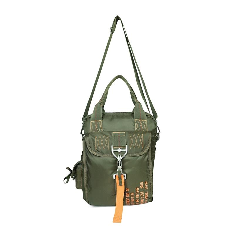 Parachute Style Hand Bag