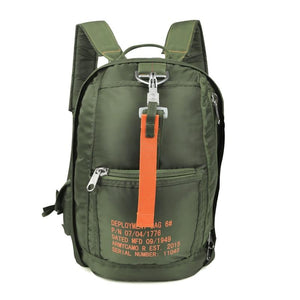 Parachute Style Outdoor Sport Backpack