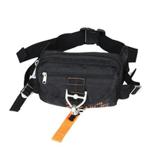 Load image into Gallery viewer, Parachute Style Waist Pack Running Bag