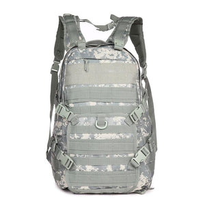 Military Rifle Patrol Backpack