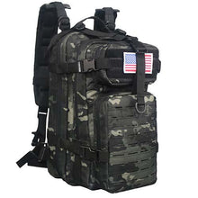 Load image into Gallery viewer, LQARMY Small Laser-cut Tactical Assault Backpack
