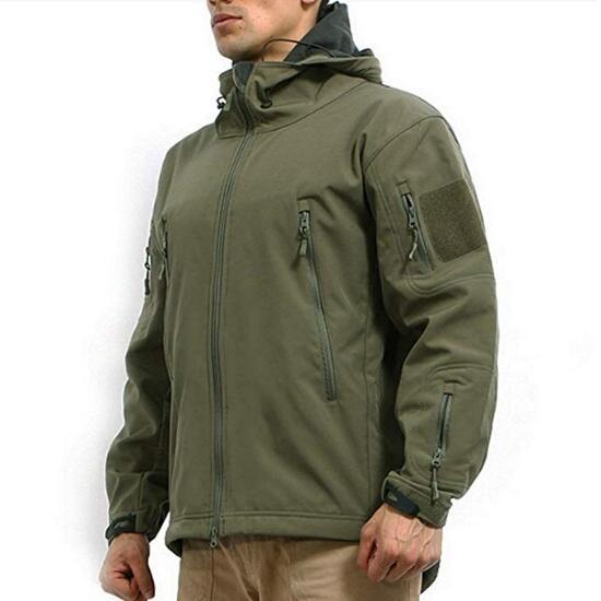 LQARMY Apparel SOFT JACKET
