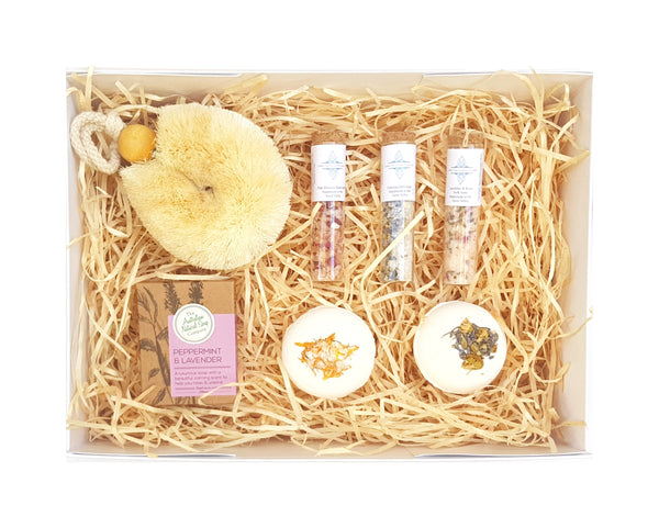 Eco Relaxation Pamper Gift Hamper Australia - Positively Gifted