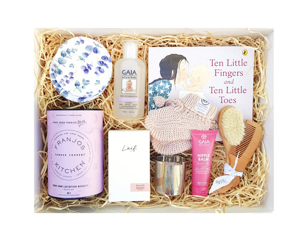 Baby Shower New Baby Gift Hamper Australia