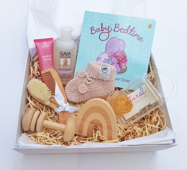 Natural Baby Gift Hamper