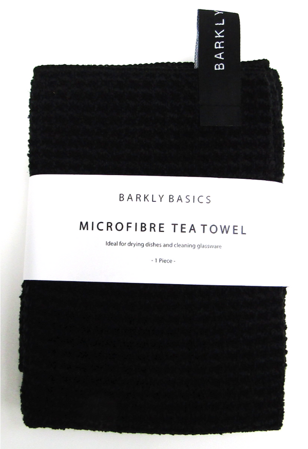 Barkly Basics Black Tea Towel