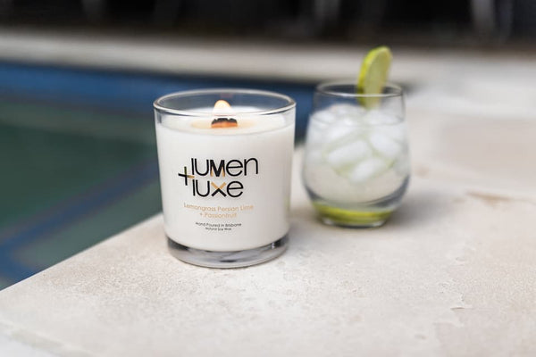 Lumen and Luxe Candle