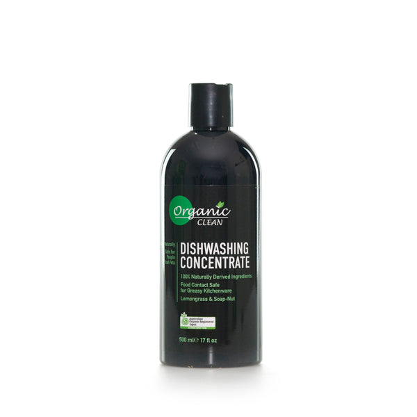 Eco Organic Clean Dishwashing Liquid