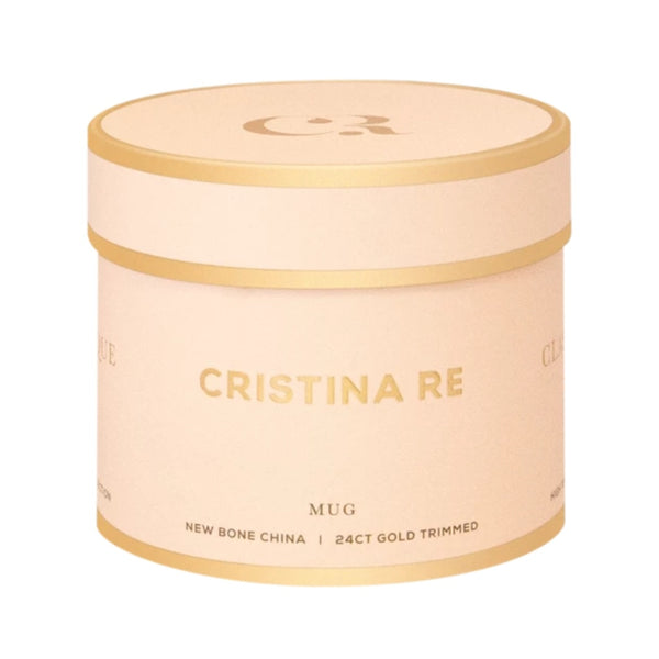 Christina Re Pink Mum Mug