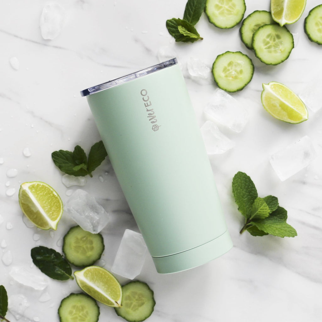 Insulated Tumbler Large 592ml - Sage Green