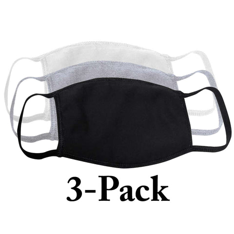 Three-Pack Masks