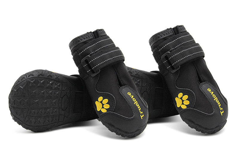 Outdoor Rugged Dog Shoes