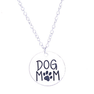 Dog Mom Jewelry