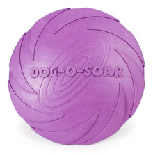 Load image into Gallery viewer, Rubber Frisbee