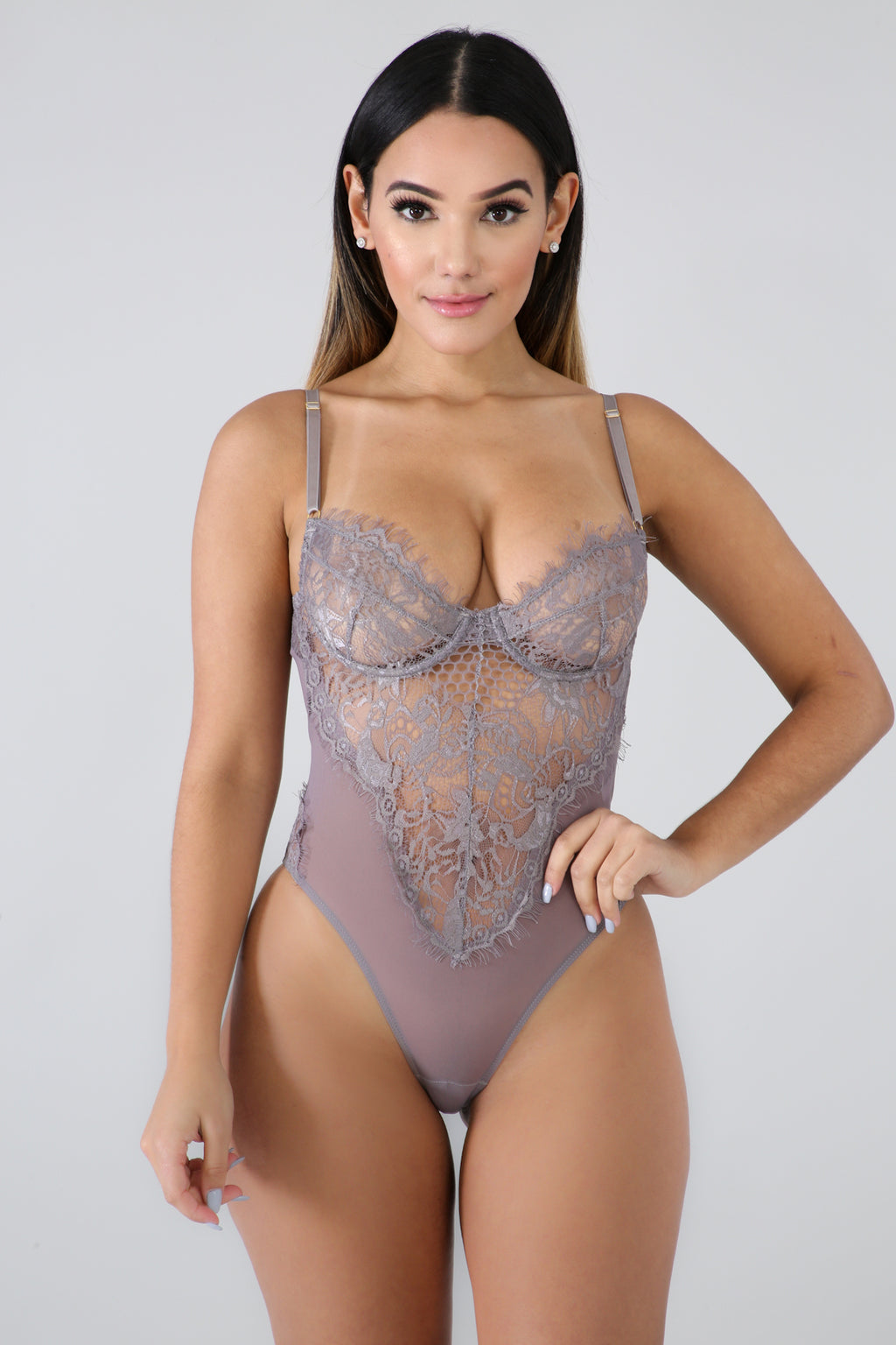 Angela Bodysuit - Bodysuits - Labeled- Couture - Labeled- Couture