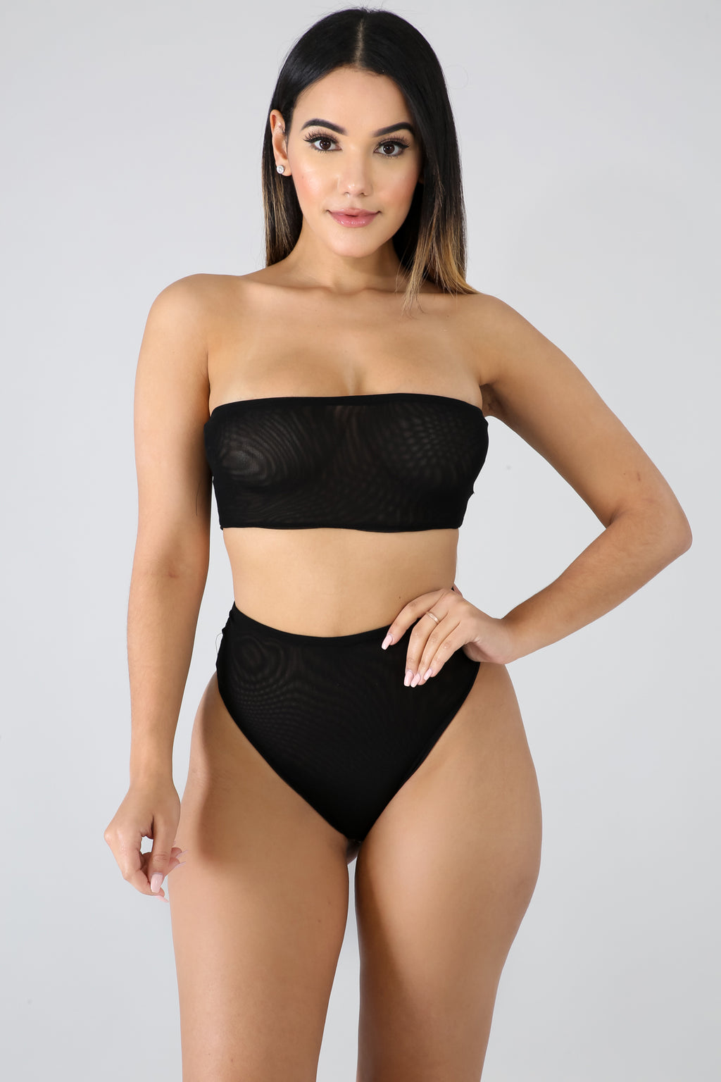 Until Mesh Swim Set - Swim - Labeled-Couture - Labeled- Couture