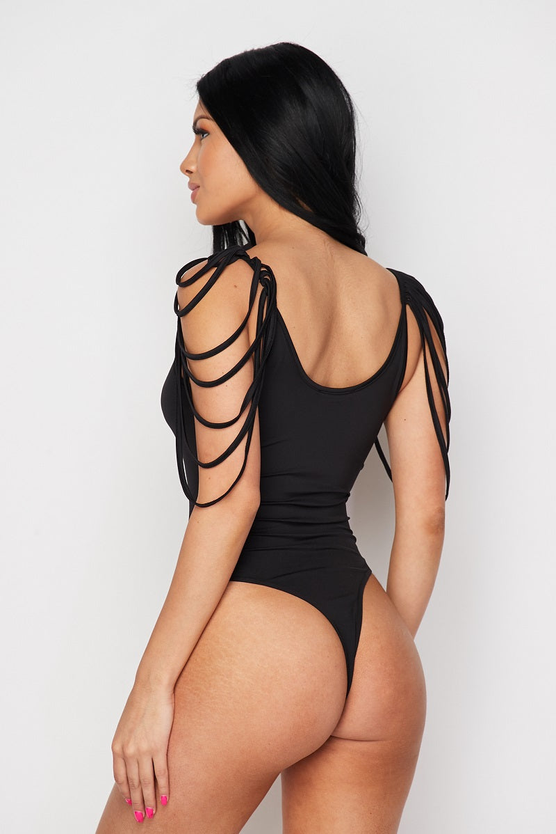 Couture Bodysuit - Bodysuits - Labeled-Couture - Labeled- Couture