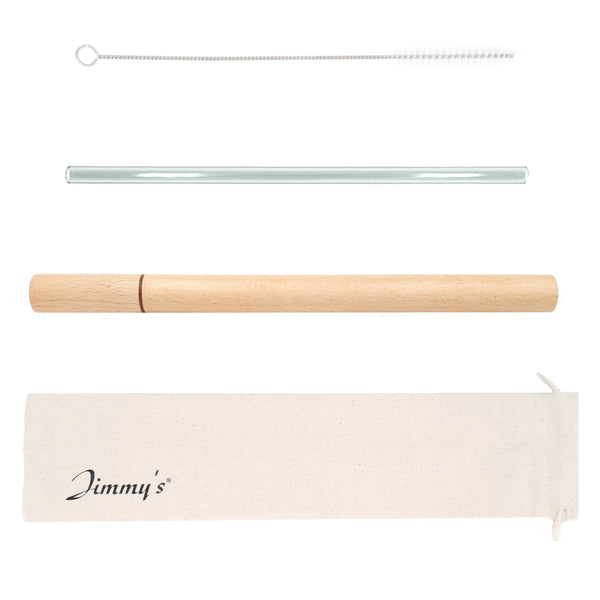 Shop Reusable Straws at Jimmy's | Jimmy's® Sustainable Products