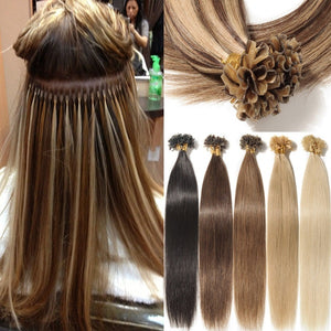 Hair Extensions and Accessories
