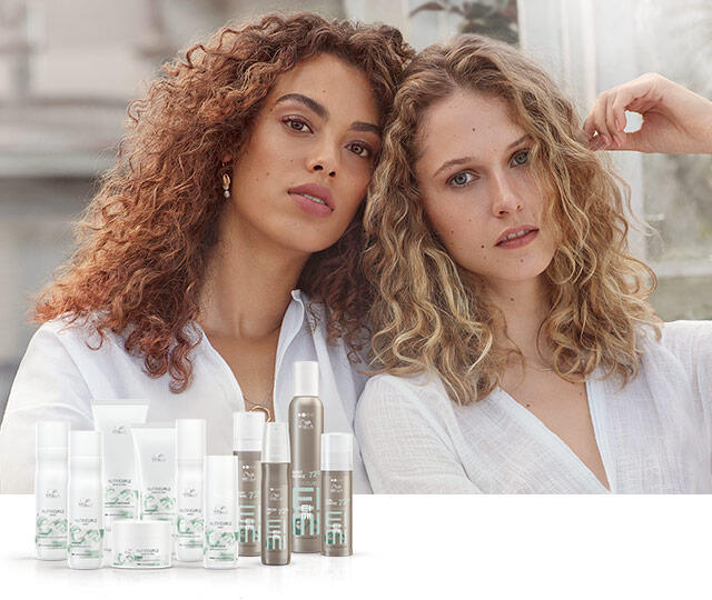 Wella Nutricurls Collection