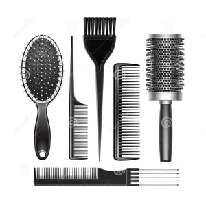 Hair Brushes & Combs