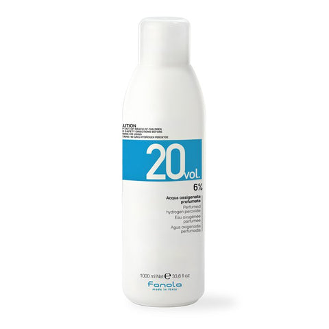 Fanola Peroxide 20Vol 1000ml - WAHairSuppliers