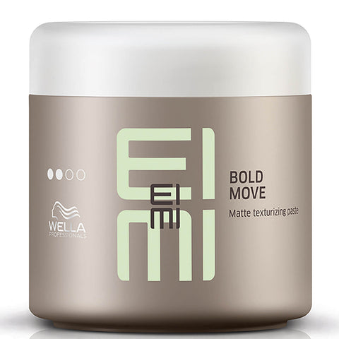 Wella Professionals - EIMI Bold Move Matte Paste 150mL - WAHairSuppliers