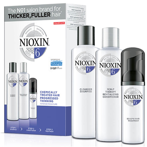 Nioxin System 6 Trio Pack - WAHairSuppliers