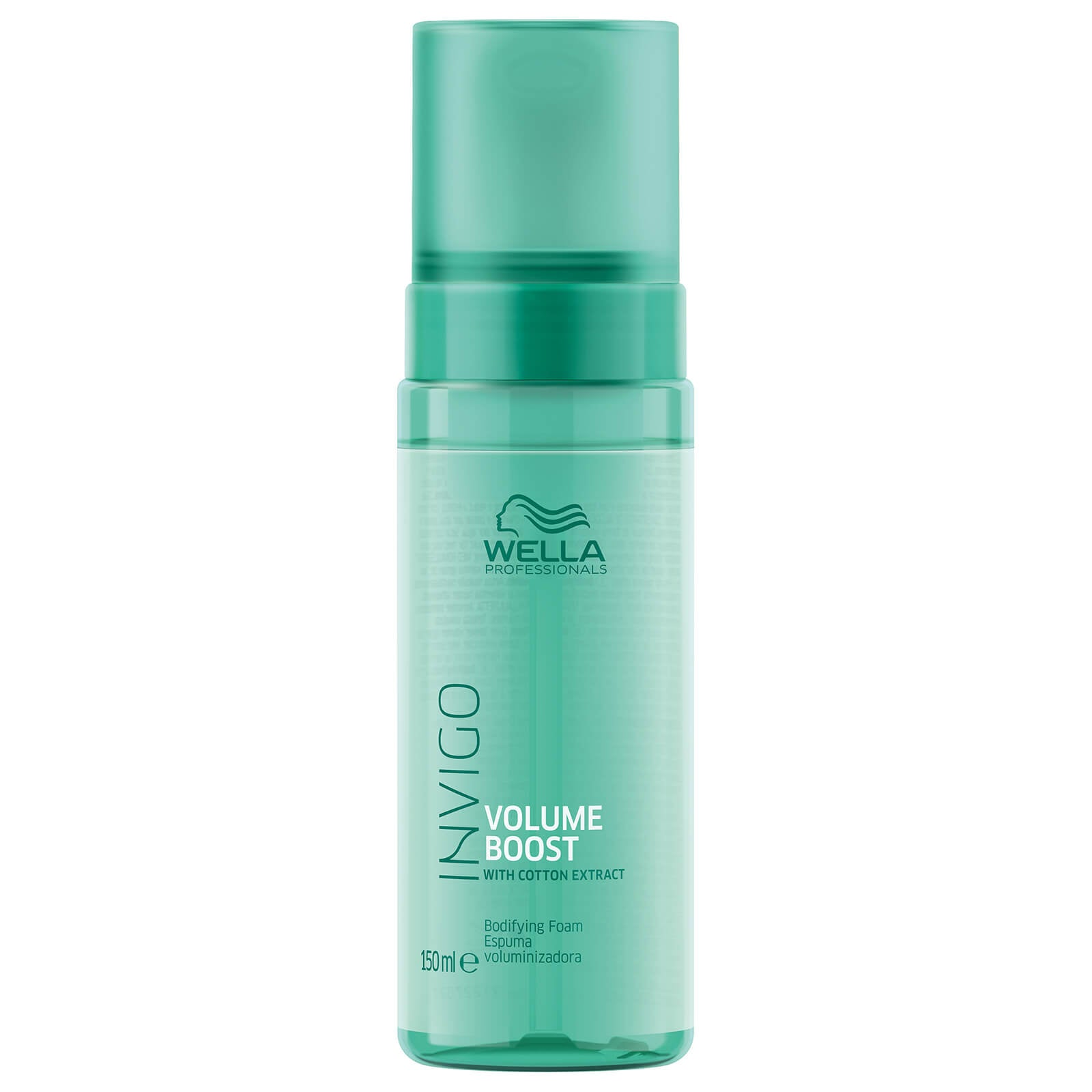 Wella Professionals Invigo Volume Boost Foam 150ml - WAHairSuppliers