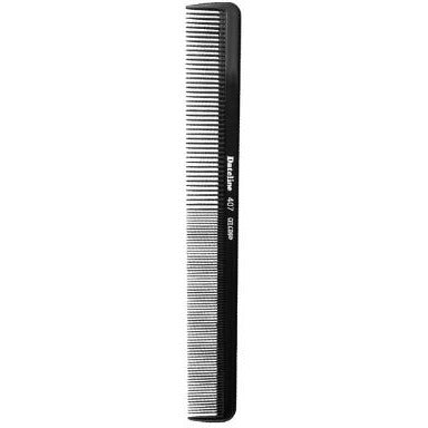 Dateline Professional Black Celcon 407 Styling Comb - 21.5cm