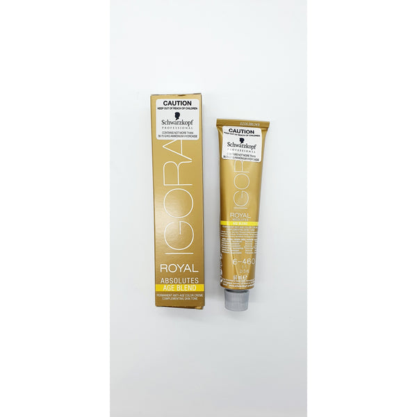 Schwarzkopf Igora Royal Absolutes 8-140 Light Blonde Cendre Beige 60ml - WAHairSuppliers