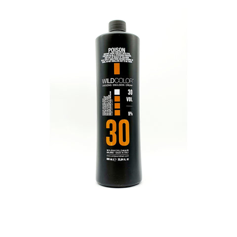 Wildcolor Oxidizing Emulsion Cream 9%/30vol. 995ml