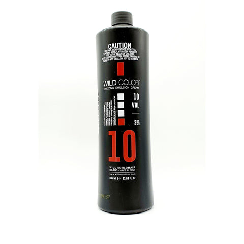 Wildcolor Oxidizing Emulsion Cream 3%/10vol. 995ml