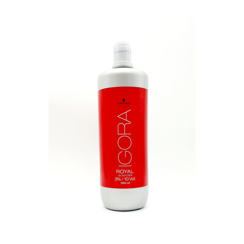 Schwarzkopf Igora Royal Oil Developer 3%/10vol. 900ml - WAHairSuppliers