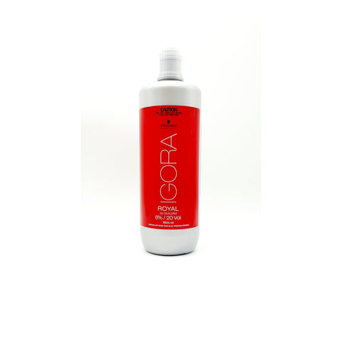 Schwarzkopf Igora Royal Oil Developer 6%/20vol. 900ml - WAHairSuppliers