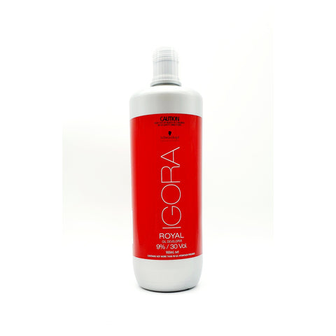Schwarzkopf Igora Royal Oil Developer 9%/30vol. 900ml - WAHairSuppliers