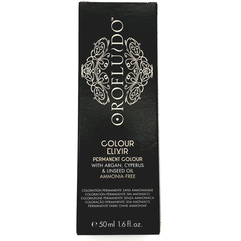 Orofluido 5.35 Light Amber Brown 50ml (ammonia free/permanent colour) - WAHairSuppliers